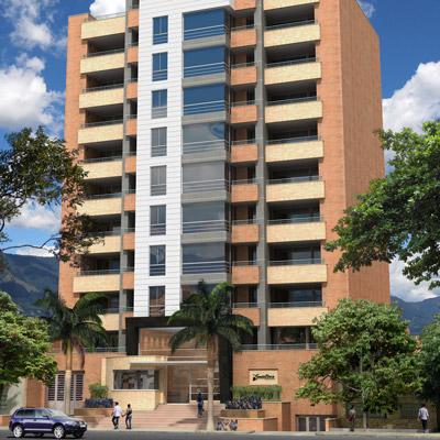 Proyectos de vivienda en Laureles, Medellín