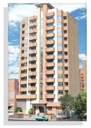 Apartamentos de Construcciones Prisma en Laureles.
