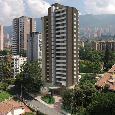 Reserva de Alejandría: Apartamentos en el poblado.
