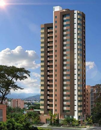 Serrat apartamentos en venta en El Poblado – Medellín.