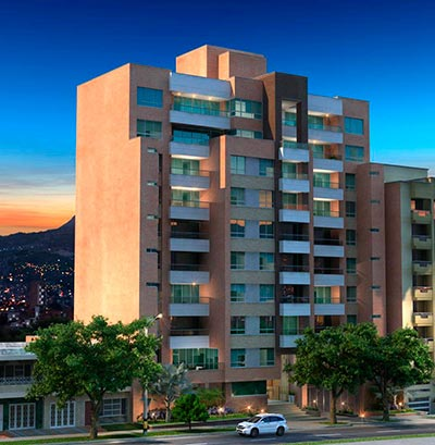 Saint Etienne apartamentos en Laureles.