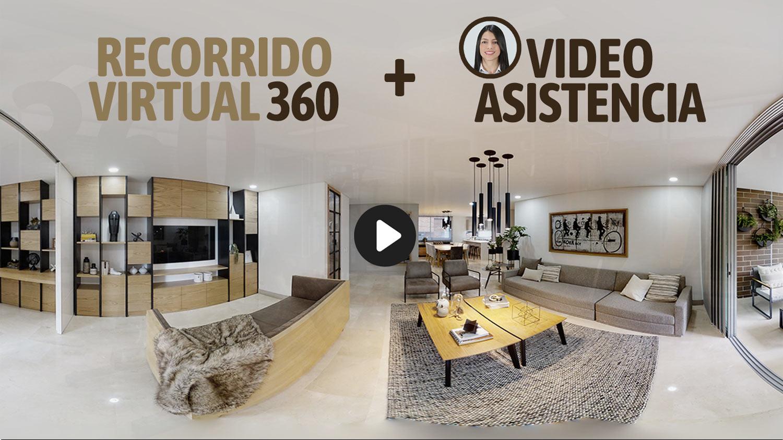 recorrido 360 Prado alto